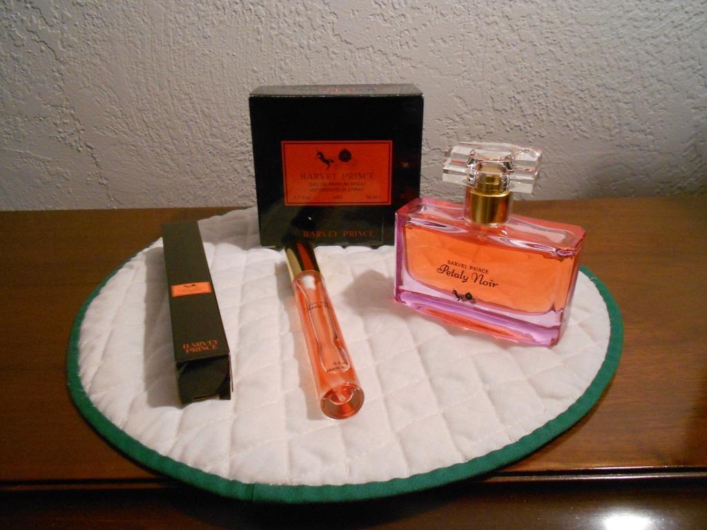 Petaly Noir Perfumes Harvey Prince Organics