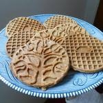 Spiced Pizzelle Recipe