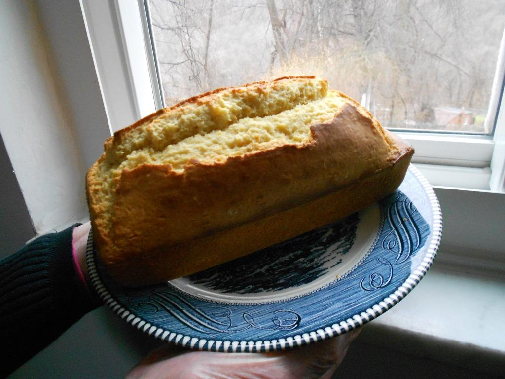 Orange Quick Bread Recipe Loaf
