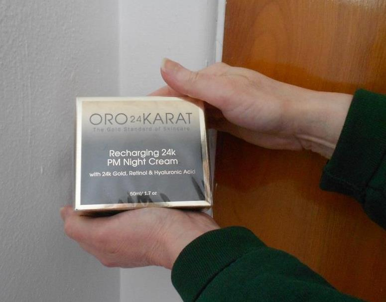 ORO24Karat Gold Night Cream