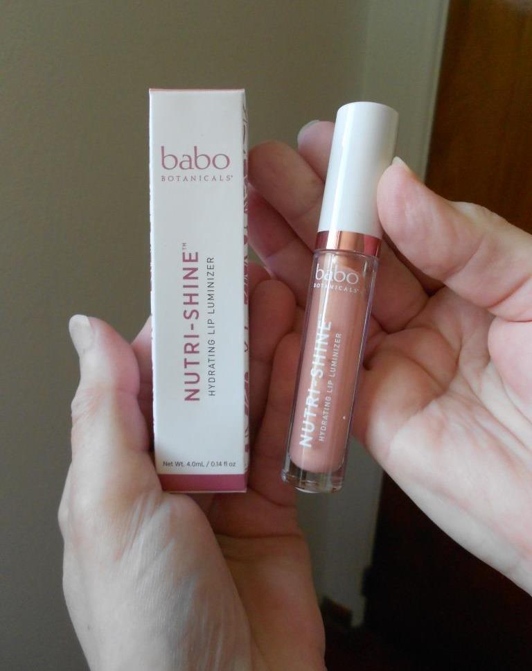 Babo Botanical Nutri-Shine Lip Luminizer Limited Edition Glossybox