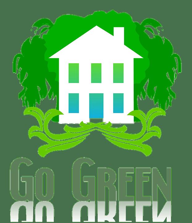 go green eco-friendly