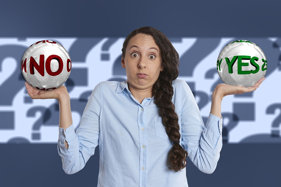 no or yes--how to say no without being a pushover