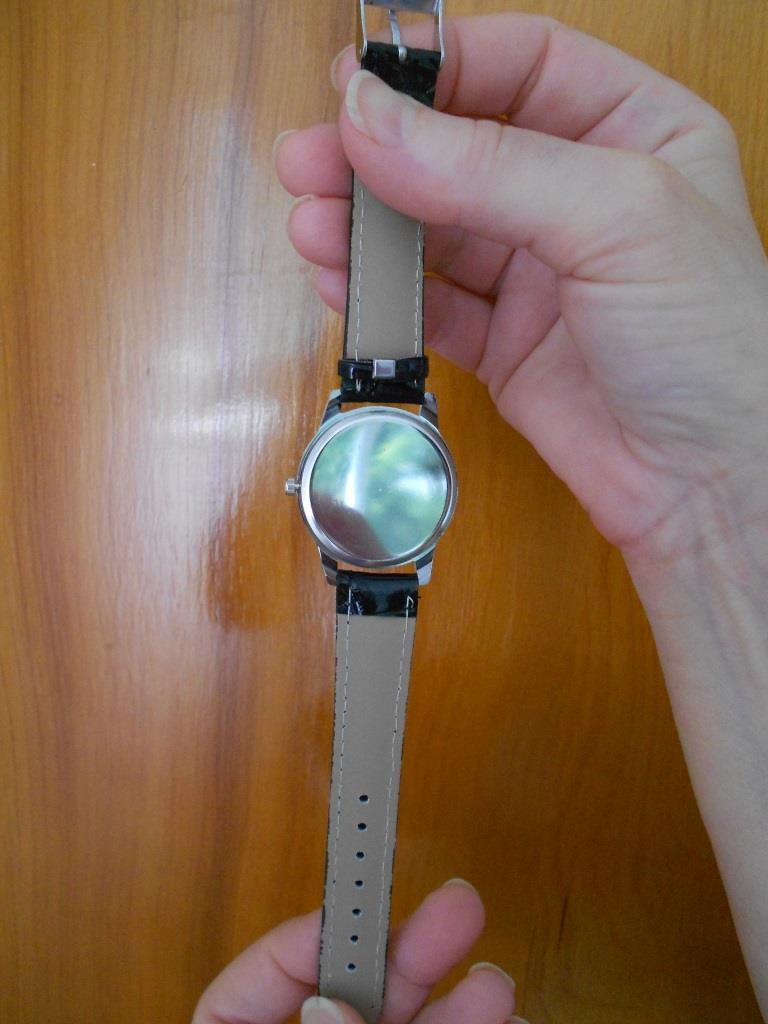 watch at bargain price back