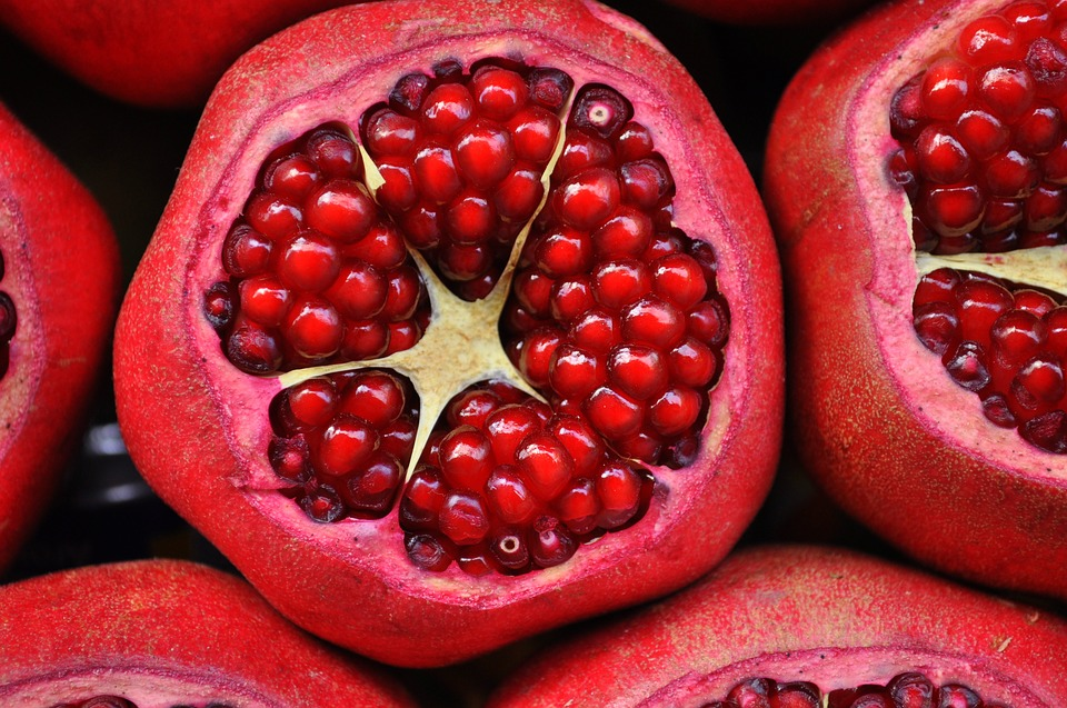 5 Top Plant Extracts Pomegranate