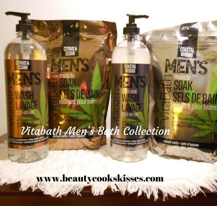Vitabath Men's Bath Products