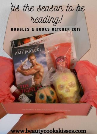 Bubbles & Books October 2019