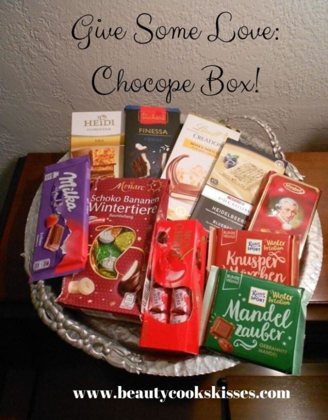 Chocope Box Give Some Love