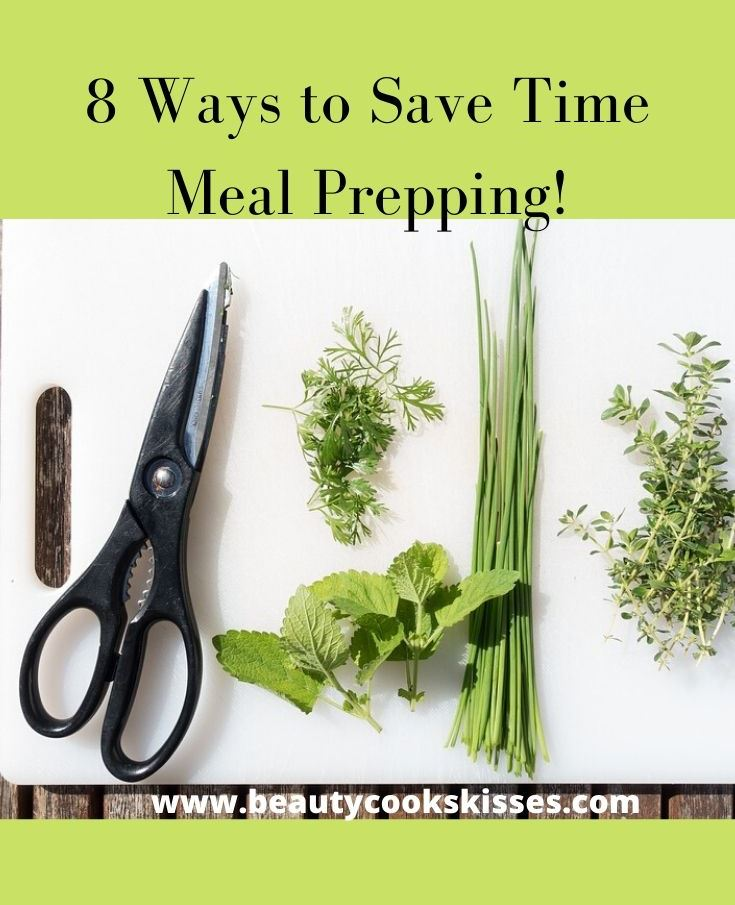 timesaving kitchen prep herbs and spices
