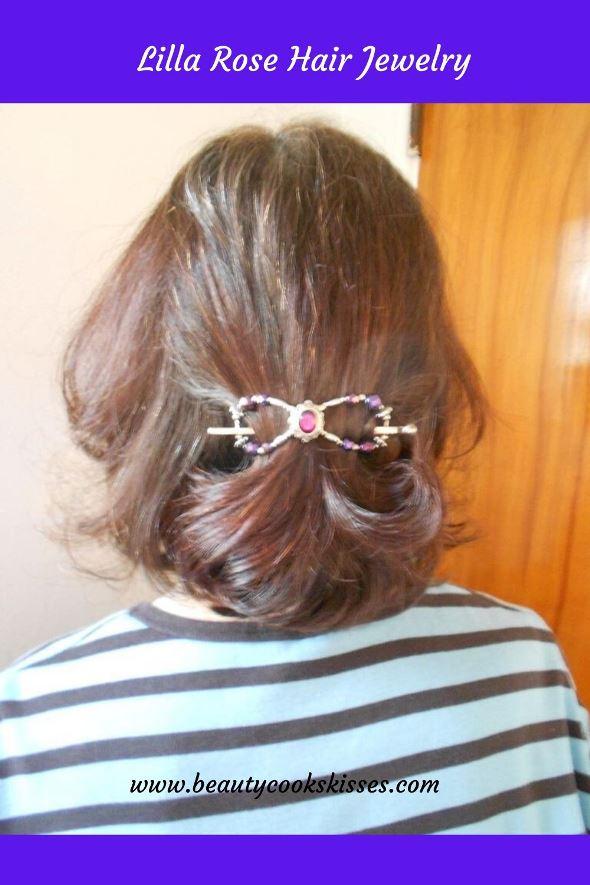 Lilla Rose Hair Jewelry medium