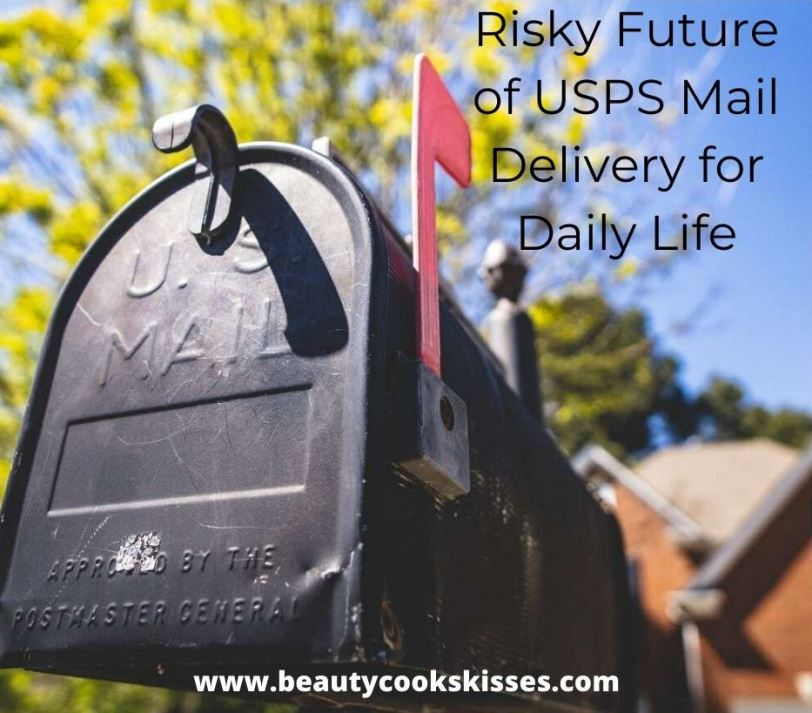 Future of USPS Mail Delivery Mail Box