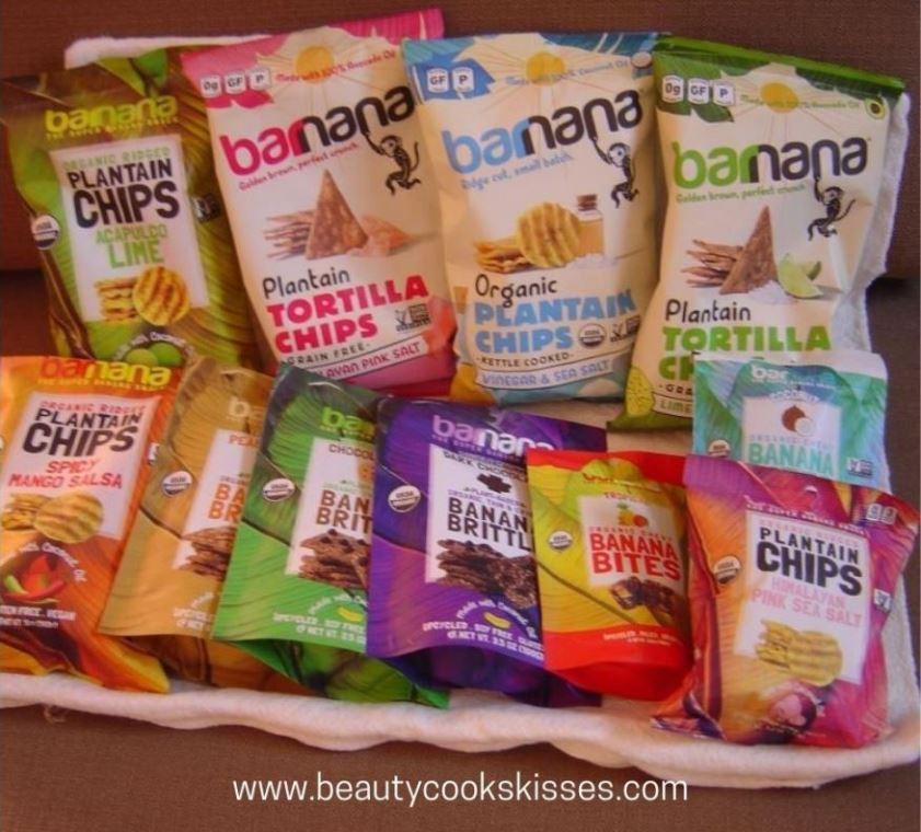Barnana Plantain Chips