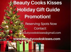 Holiday Gift Guide Promotion