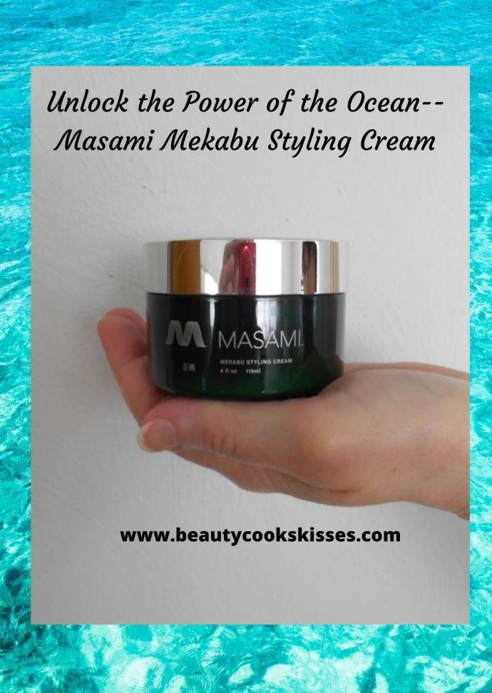 masami styling cream