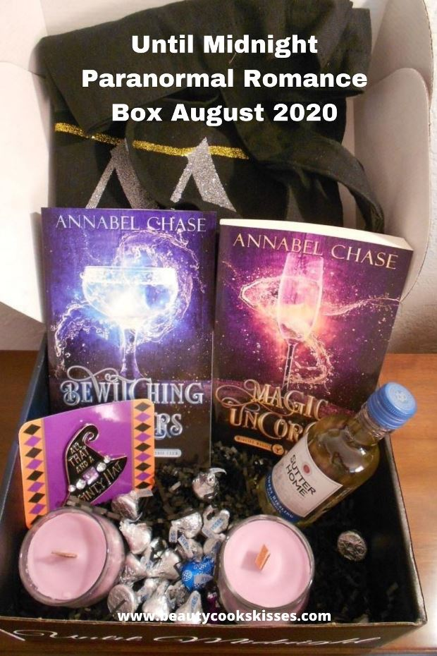 Until Midnight Paranormal Romance Box August 2020