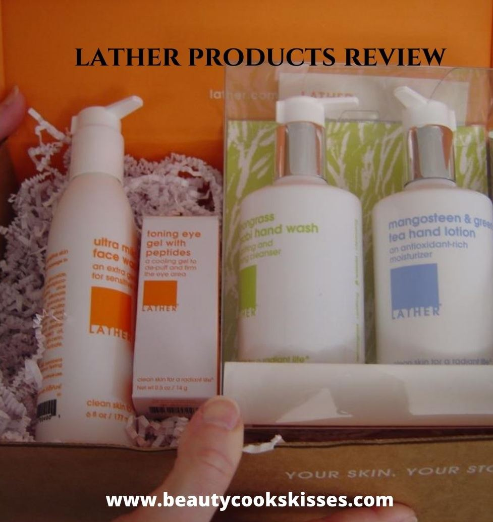 lather products