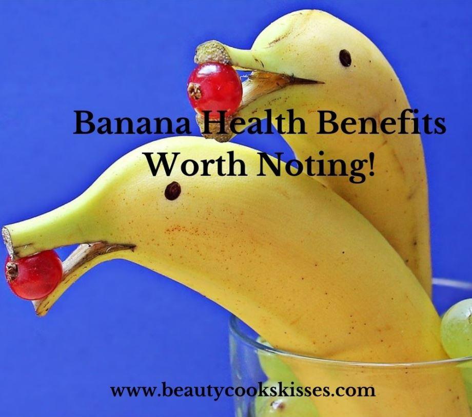 Banana Health Benefits Banana