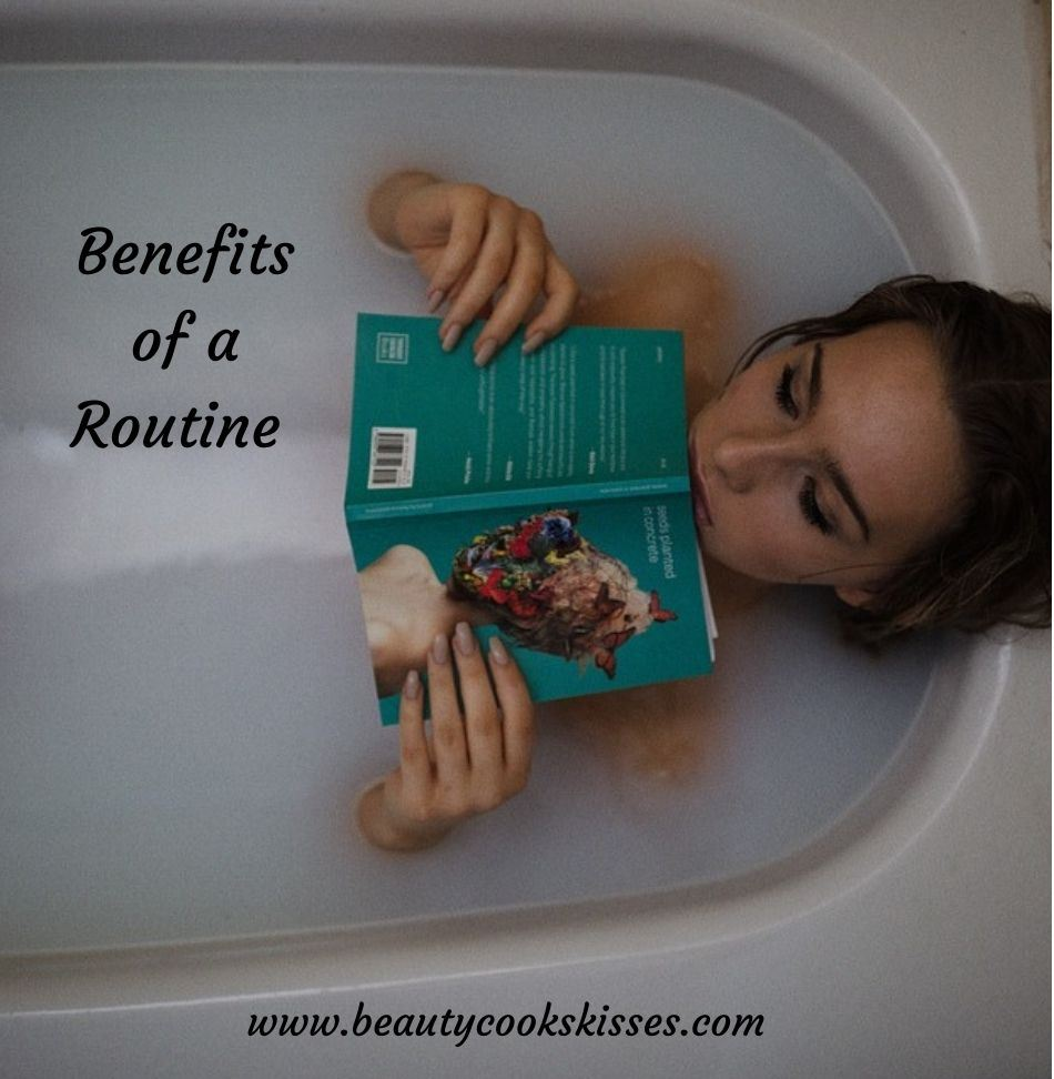 Benefits of a Routine -Bathing Routine