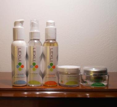 Skin Care for Combination Skin from Lexli