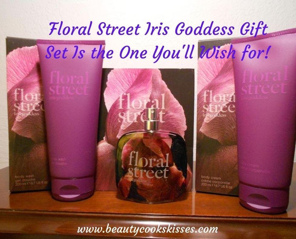 Floral Street Iris Goddess Gift Set