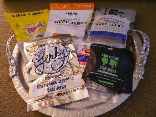 Holiday Jerky Gift box