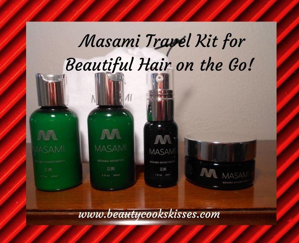 Masami Hair Travel Kit