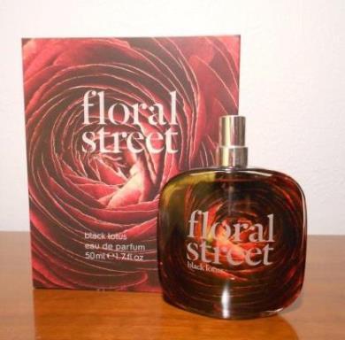 Black Lotus Floral Street Perfume