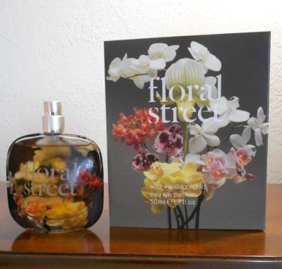 Floral Street Wild Vanilla Orchid Perfume