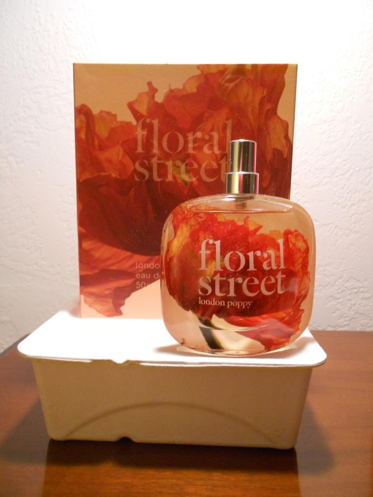 vegan perfume: floral street london poppy