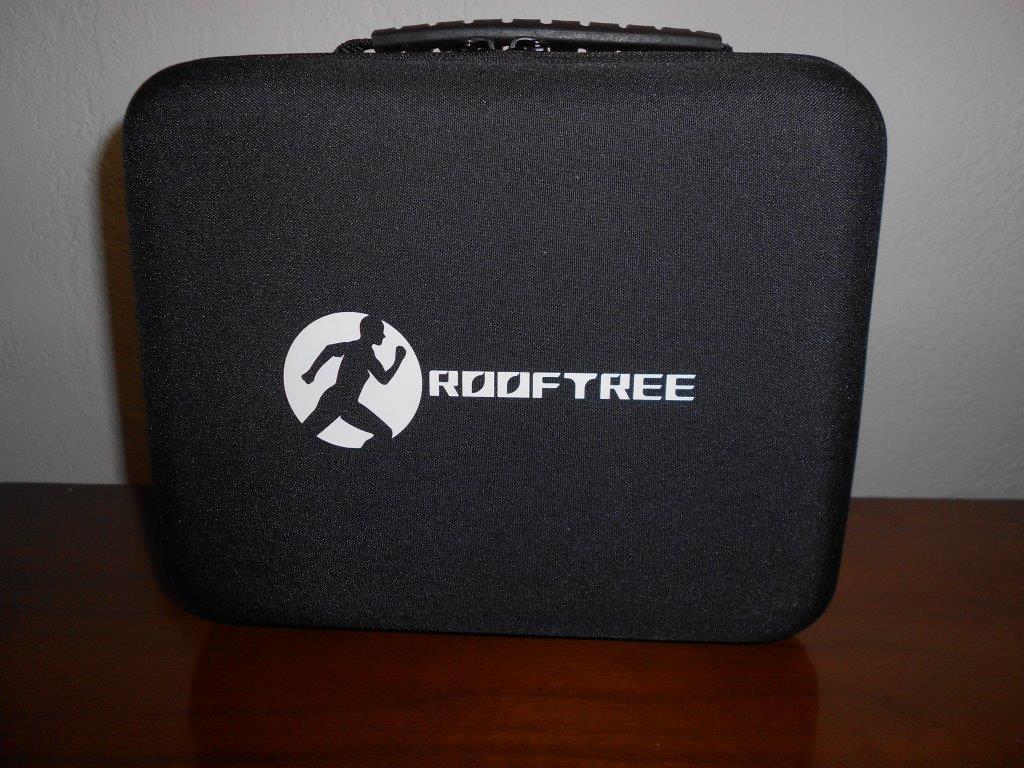 Rooftree R20 Massage Gun Case