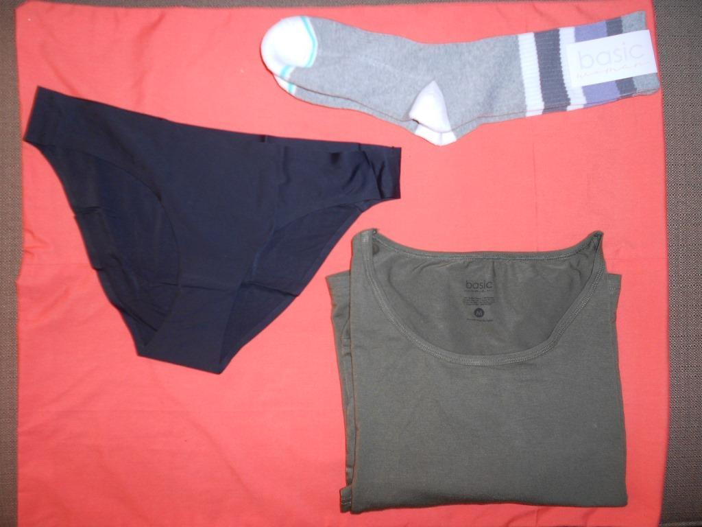 Underwear Box Basic Woman March 2021