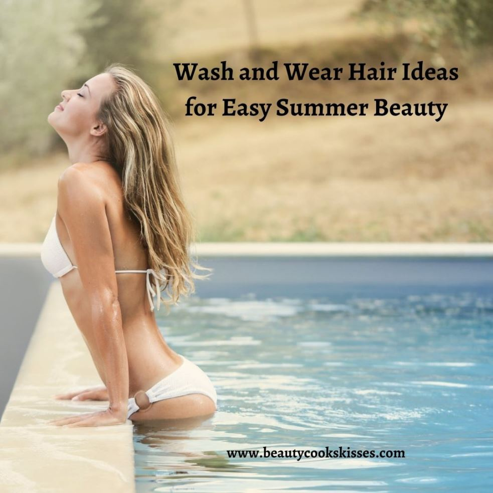 Wash and Wear Hair