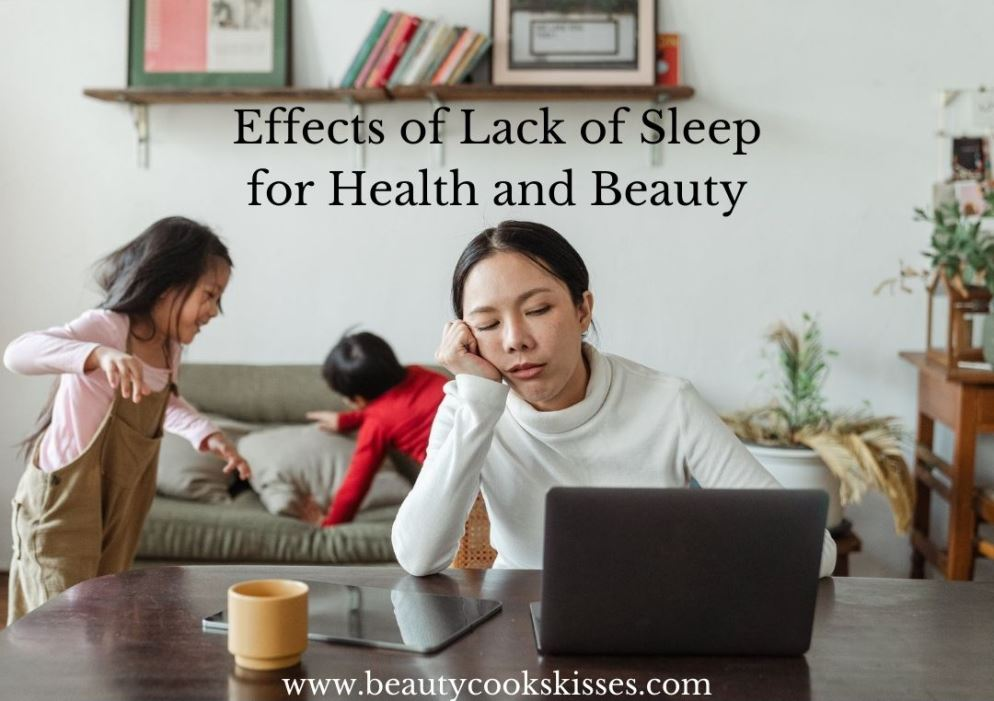 Effects of Lack on Sleep on Woman