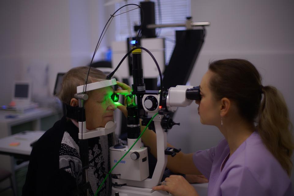 Eye Health Eye Exam