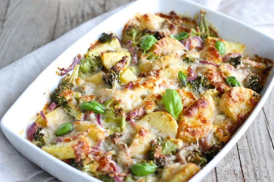 Meal Prep Ideas Broccoli Casserole