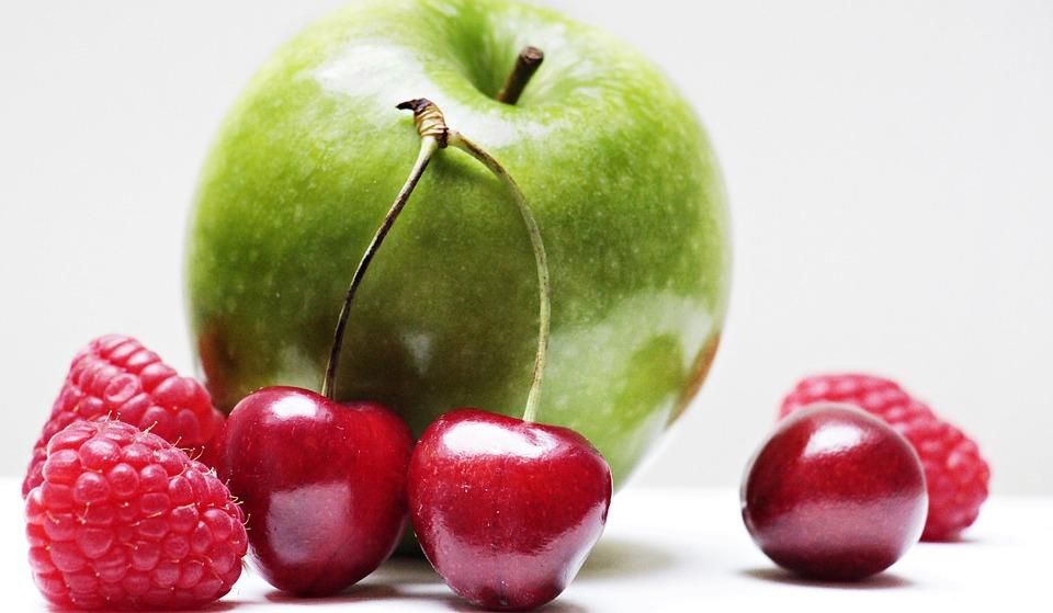 Flavonoids Fruits