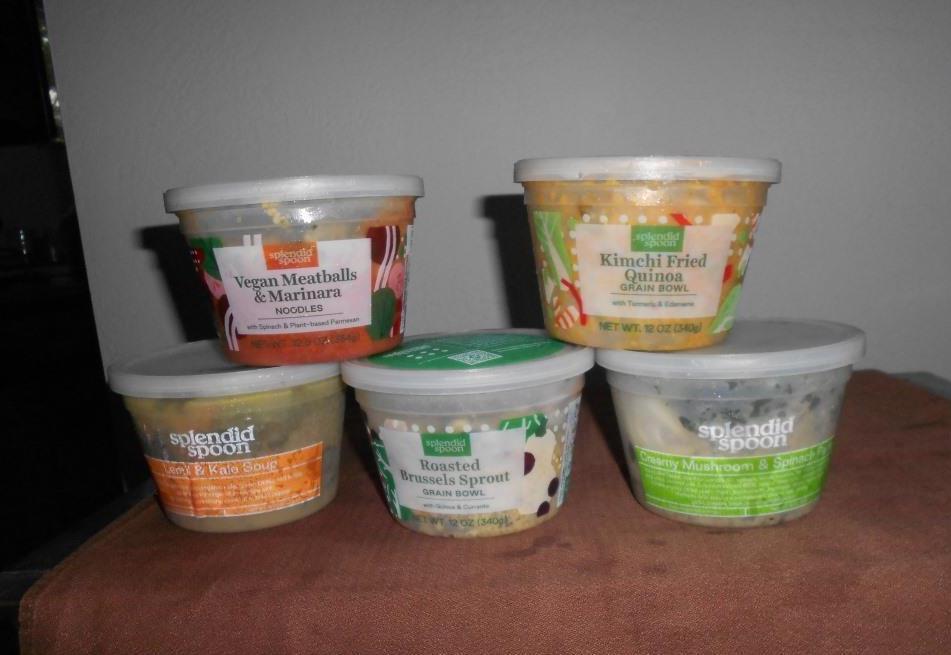 High Protein Vegetarian Meals Bowls