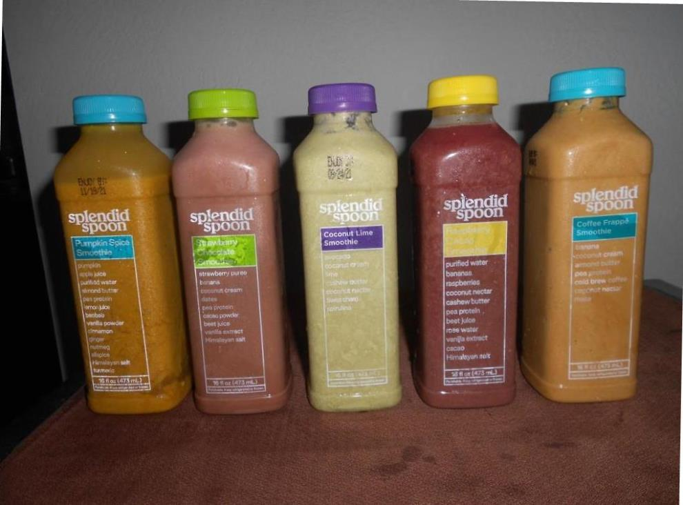 High Protein Vegetarian Meals Smoothies