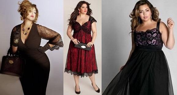 vestido festa gordinhas - Moda Festa para Gordinhas   Roupas para Festas