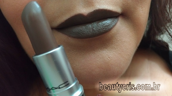 resenha batom secret # mac