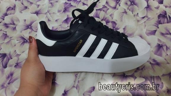 174fd3c2a439b Resenha do Tênis Adidas Superstar Bold Platform