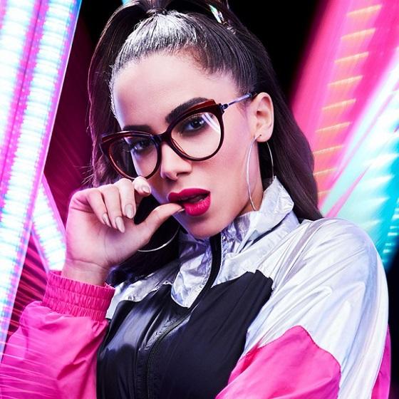 9efd11ef0 Armação Gatinho para Óculos de Grau Anitta by Chilli Beans • BeautyCris