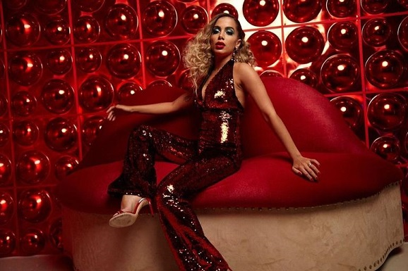 Anitta no seu novo clipe Indecente