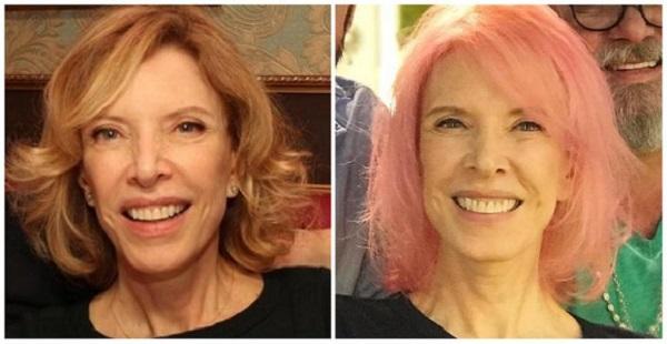 antes e depois marilia gabriela