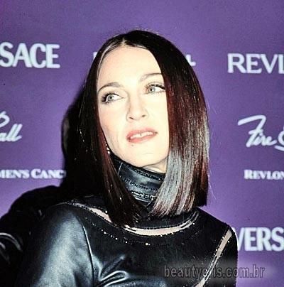 madonna glass hair