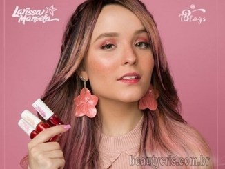 <p>Conheça os novos Color Tint da Larissa Manoela em parceria com a T.Blogs, para colorir os lábios e as bochechas naturalmente!</p>