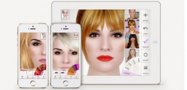 Aplicativos para ajudar na maquiagem e beleza