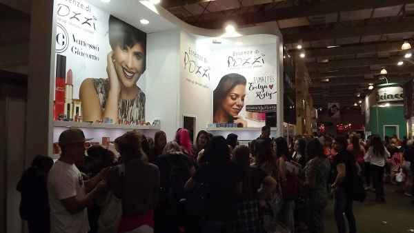 Stand Essenze Di Pozzi na Beauty Fair 2016