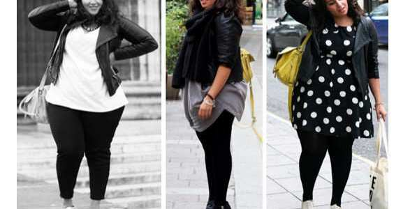 Moda para gordinhas