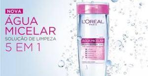 agua micelar - Água Micelar da L'Oreal realmente funciona?